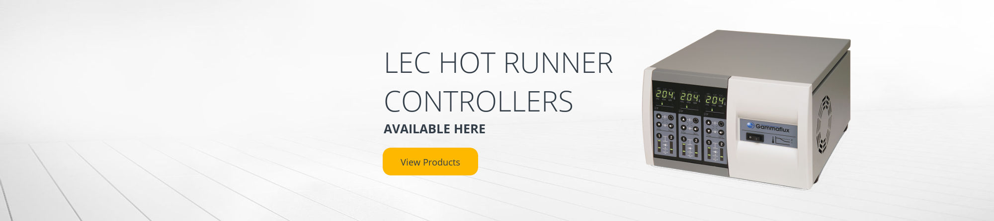 HOT RUNNER CONTROLLER SLIDER